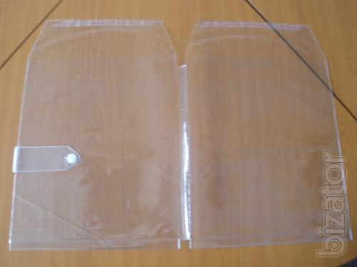 Packaging PVC film