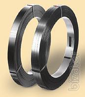 Steel packaging tapes