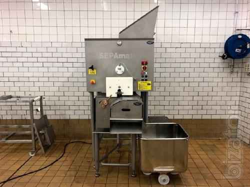 Soft belt separator SEPAmatic 410