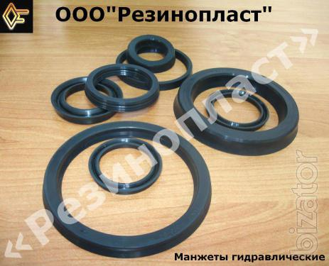 Rubber sleeves, seals, reinforced for mining equipment manufacturer in Ukraine