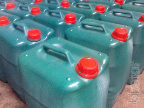 Butanol (butyl alcohol). SON. GOST 5208-81