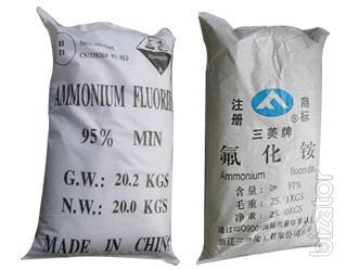 Аммоний фтористый тех.Ammonium fluoratum, Ammonium fluoride, Ammoniumfluorid Fluorammonium. NH4F