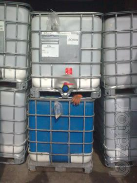 The pallet containers (capacity) per 1000 litres