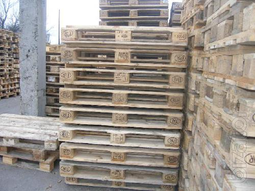 Buy used pallets
