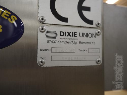 Dixie Union Evolution Thermoformer