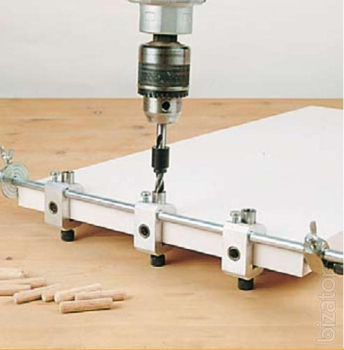 Template for drilling under a dowel and confirmats 11D PM - Buy on ...