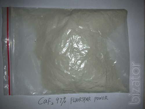 Fluorite (plavikovoshpatovyj) concentrate