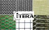 The metal mesh stainless steel woven, welded, galvanized, low carbon