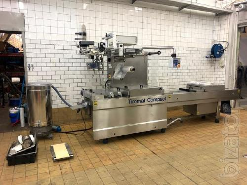 Tetra Laval Food Tiromat Compact 320 Thermoformer