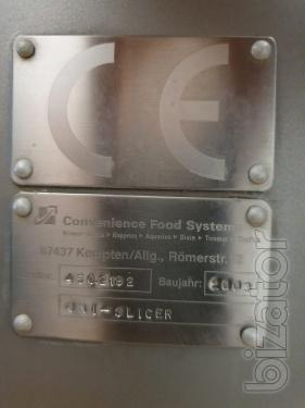 CFS UniSlicer Slicer