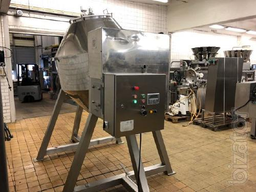 Auran Metalli Oy Infrysningstrumma Tumbler with freezing