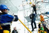 Обучение охране труда при работе на высоте (1-3 группы).