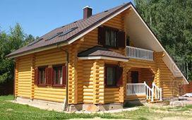 Деревянные дома, строительство деревянных домов