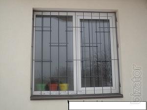 Решетки на окна, двери, ворота