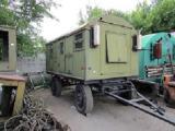 Дизельный генератор (электростанция) АД-100Т400