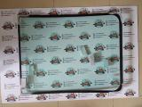 Стекло лобовое верхнее (триплекс) 71Q4-02441 / 71Q6-02440  Hyundai R140-R500 серия 9S