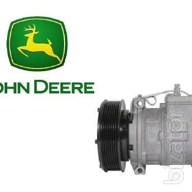 Компрессор кондиционера техники Джон Дир John Deere 10PA17C
