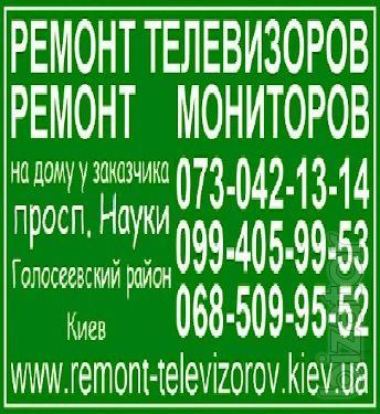 Телемастер проспект Науки, Киев, Голосеевский район
