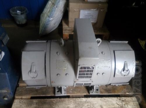 Двухмашинный агрегат DT701 на ЧМЭ-3
