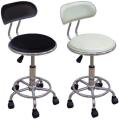 Офисные стулья на колесиках стул Бэйсик черный белый стул бейсик