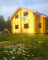 Строительство деревянных домов, коттеджей, бань