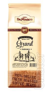 """Кофе в зернах Fresh Roast """"Grand"""" DeMarco"""