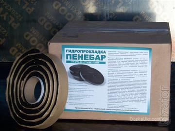 Пенебар - гидроизоляция конструкционных швов