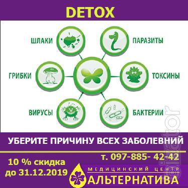 Программа очищения организма — путь к здоровью и красоте!