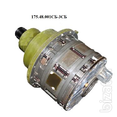 Трансмиссия, бортовая коробка передач,БКП на БМП,БТР,Т-72,Т-80,Т-64...