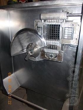 Продам салорезку (шпигорезка) Holac 21 N (Германия), после кап. ремонта. Размеры загрузочной камеры 100х100х280 мм. Производител