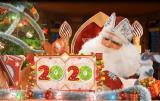 Интерактивное видео поздравление от Деда Мороза с Новым годом!