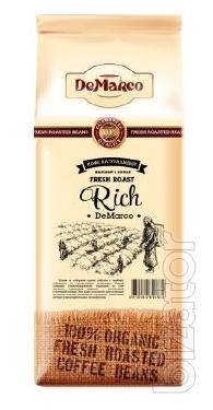"Кофе в зернах Fresh Roast ""RICH"" DeMarco"