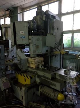 обрабатывающий центр с ЧПУ ОЦ1И22 4-5 осный 1990г.