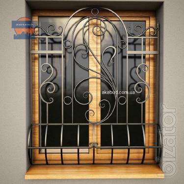Навесы из металлопрофиля. Ворота из профлиста. Козырьки,заборы,решетки, ворота, калитки.