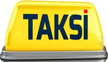 Такси в городе Актау, Такси в Актау на жд вокзал