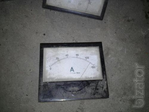 Амперметры серии М-903.