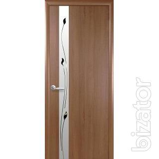Двери Злата Экошпон 3D+Р1