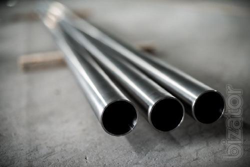 Труба ВТ1-0 титан 18х1,5х1050 мм