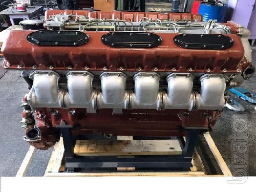 Двигатели В-46, В-55, В-59У, В-84МС, В-92С2, 6ТД1, УТД-20 , УТД-29