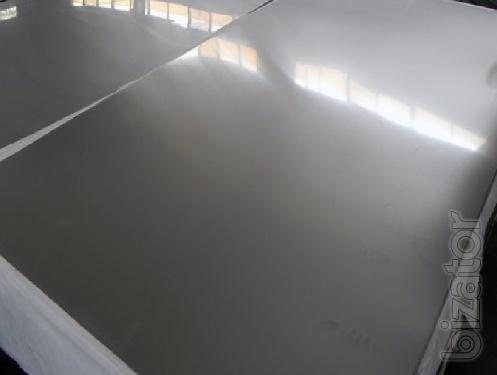 Листы ВТ1-0 титан 10 мм