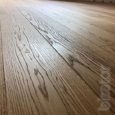 Паркетная доска New Way Wood дуб однополосная