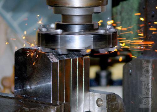 Выполняем токарные,фрезерные,сверлильные и т.д работы Предприятие выполнит работы  по металлообработке  ( токарные,фрезерные,сверлильные и т.д.)