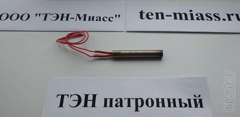 Фото патронного ТЭНа Казахстан