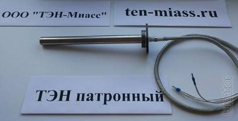 Видео патронного ТЭНа Казахстан