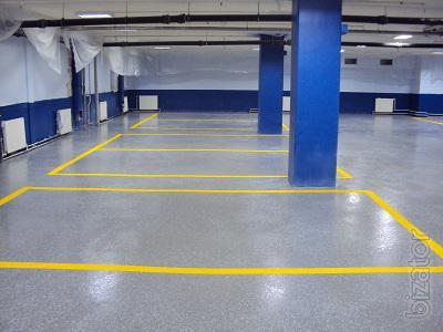 Ремонт бетонных полов. Полимерные наливные полы, 3д полы, промышленные полы, шлифовка.