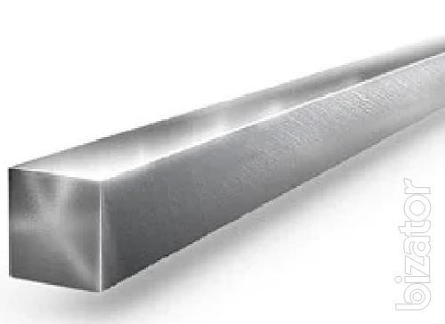 Квадрат Р6М5 быстрорежущая сталь 30*30мм