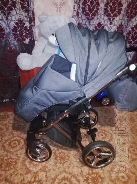 Коляска Adamex Chantal коляска в идеальном состояние