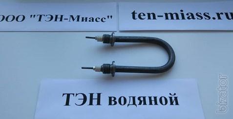 ТЭНы из титана под заказ Петропавловск