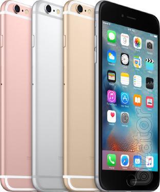 Новый Apple iPhone 6S
