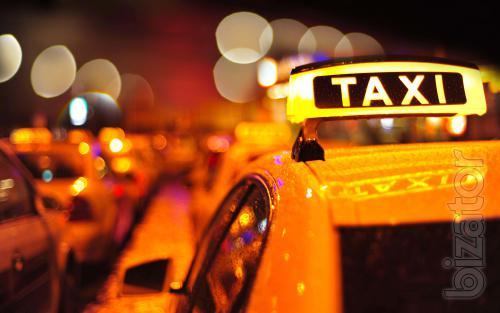 Такси в Актау за город